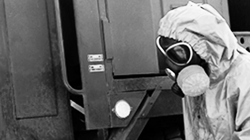 "Фото: ""Министерство обороны Российской Федерации"":http://mil.ru/, эбола, противогаз, вирус"