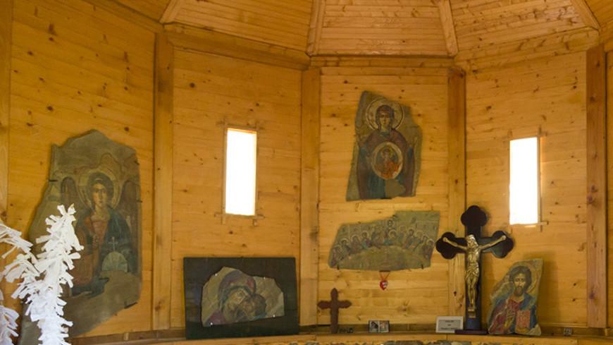 """Фото: Петр Королев, """"«МИР 24»"""":http://mir24.tv/, иконы, церковь, христианство"""