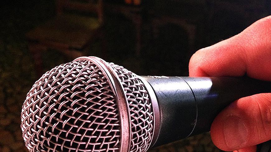 "Фото: Светлана Родина, ""«МИР 24»"":http://mir24.tv/, музыка, микрофон"