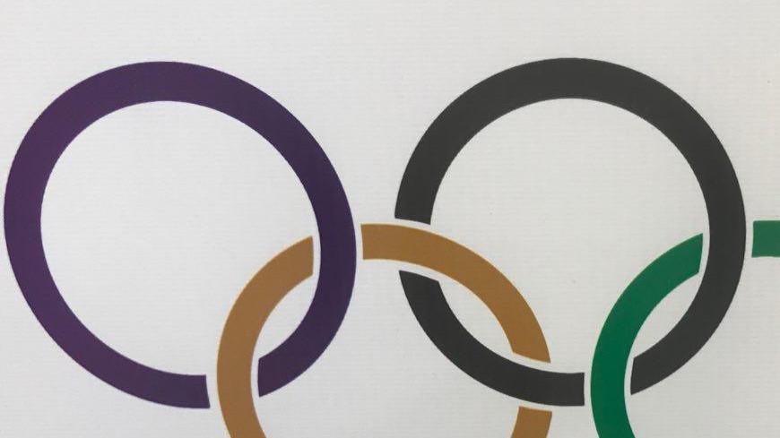 К материалу о проводах грузинских олимпийцев