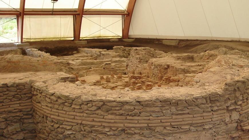Древнюю флотилию нашли под землей в археологическом парке Сербии