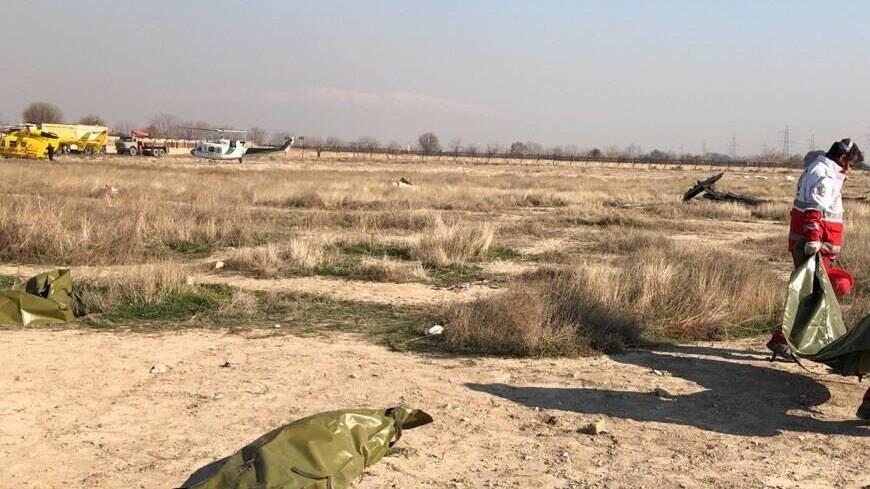 Найден второй «черный ящик» с разбившегося в Иране самолета