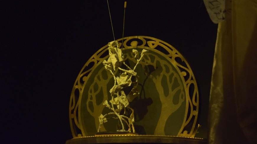 Рождение волшебной истории: трансляция спектакля «Соловей и Роза»