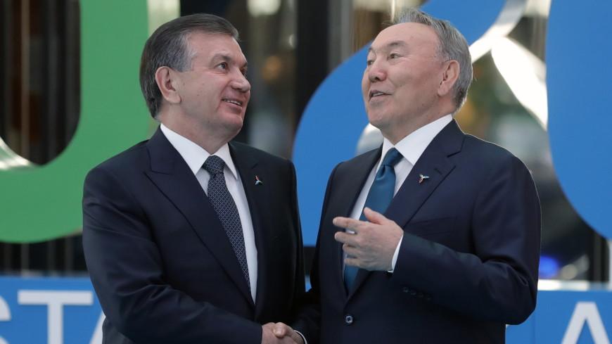 Назарбаев и Мирзиеев обсудили график предстоящих встреч и мероприятий
