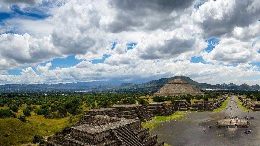 Раскрыт тайный смысл строительства пирамид в Мексике