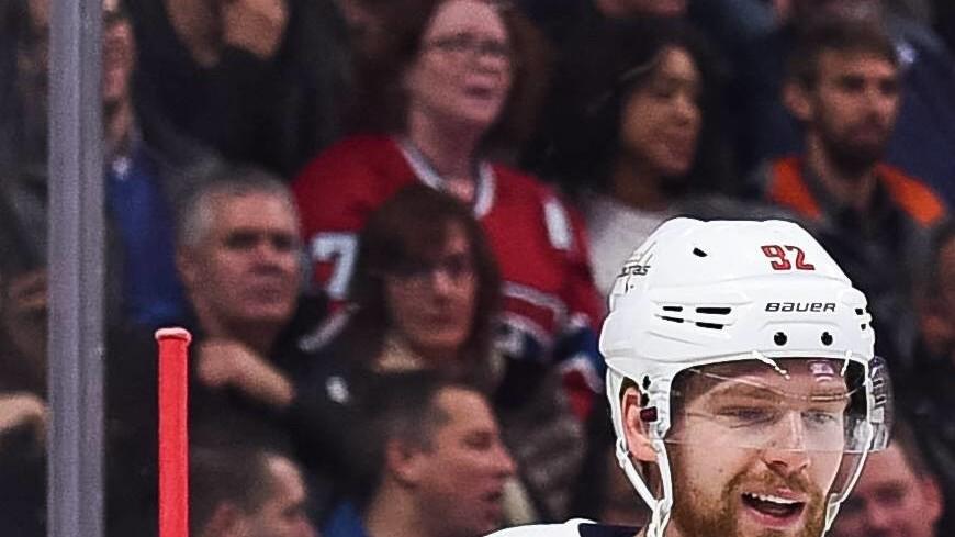 Овечкин и Кузнецов набрали на двоих в матче НХЛ семь очков