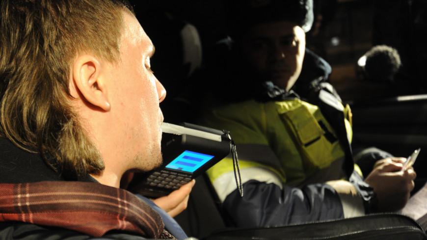 МВД: Почти каждая десятая авария происходит с участием пьяного водителя