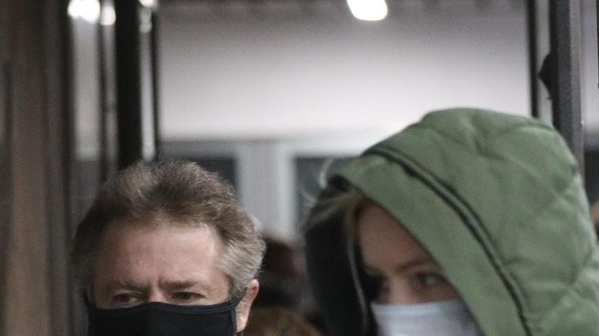 Запущен сервис со статистикой по пассажирам московского метро в масках и перчатках