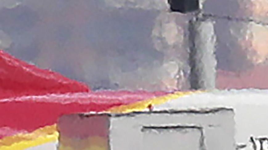 Гражданин США погиб при пожаре в самолете в Шереметьеве