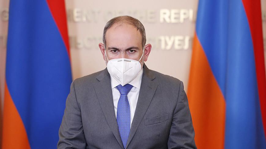 Пашинян: Армения выходит в лидеры по числу пациентов с COVID-19 на миллион жителей