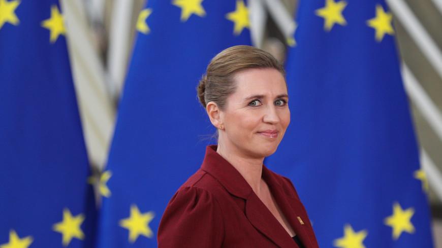 Премьер Дании отложила свадьбу ради саммита ЕС