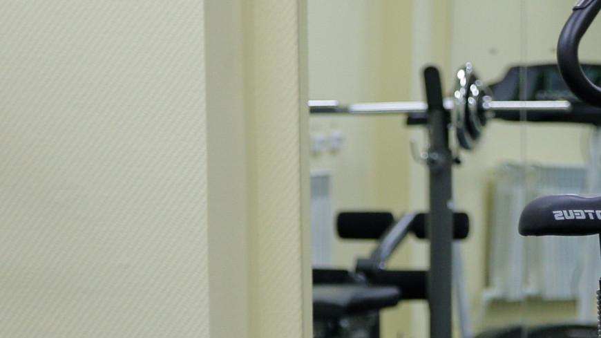 республиканский клинический онкологический диспансер, клиника, больница, медицина, спорт, тренажеры, спортзал, инвентарь, велотренажер, диета, здоровье,