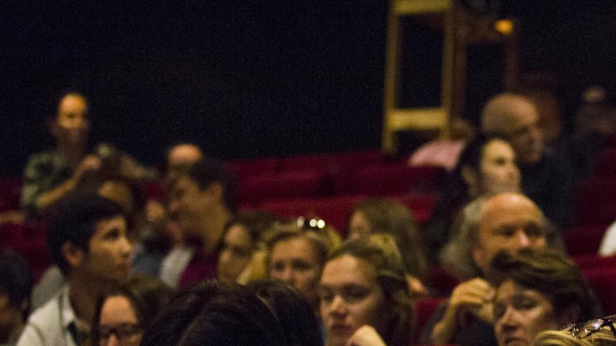 Микеле Плачидо представил на ММКФ новый фильм,зрители, кинотеатр, кинозал, зал, театр, премьера, кино,