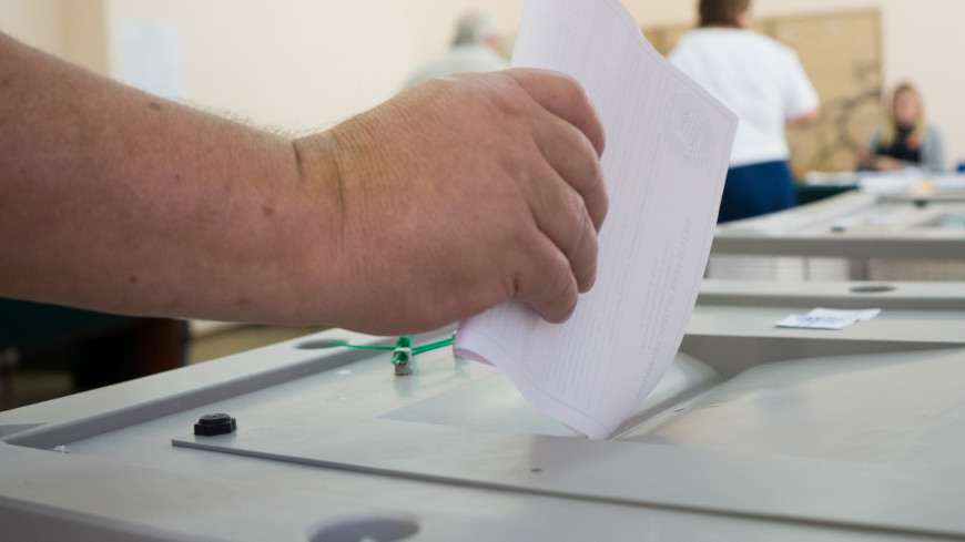 выборы, голосование, бюллетень, урна, народ, голос,
