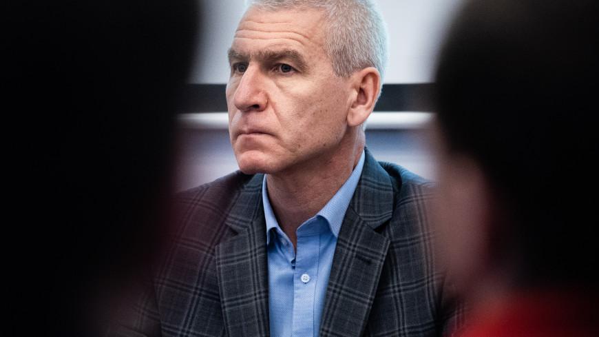 Матыцин обсудил с главой Минспорта Беларуси первые Игры стран СНГ