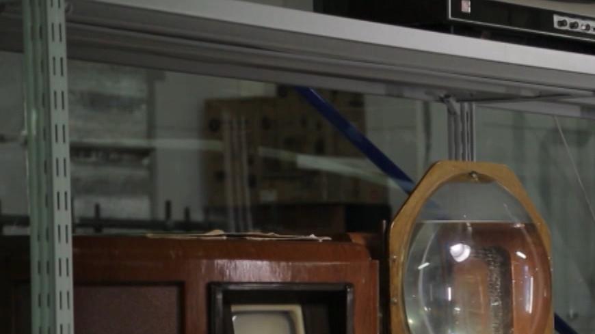 Открывая мир телевидения: «МИР» проведет экскурсию по хранилищу Политеха