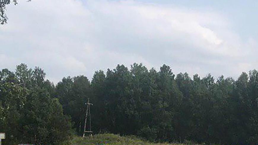 Под Ачинском ввели режим ЧС после новых взрывов на арсенале