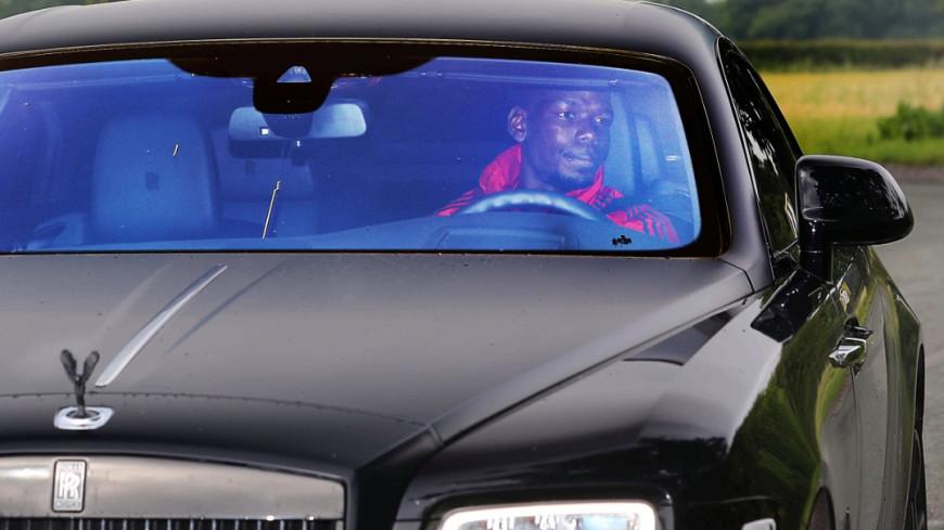 Полиция изъяла Rolls-Royce у футболиста из «Манчестер Юнайтед»