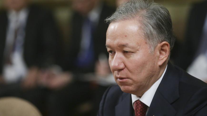Нижнюю палату парламента Казахстана возглавил Нурлан Нигматулин