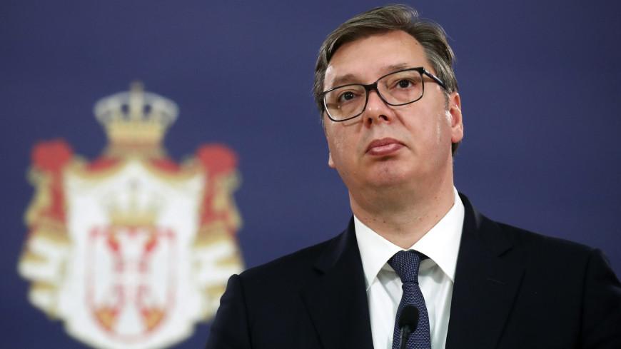 Предотвращено покушение на президента Сербии Вучича