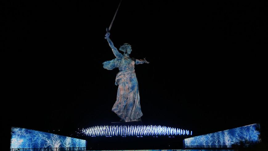 Концерт Победы: на Мамаевом кургане артисты исполнили военные песни