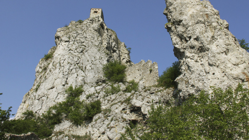 """Фото: Мария Чегляева, """"«Мир24»"""":http://mir24.tv/, скала, горы"""