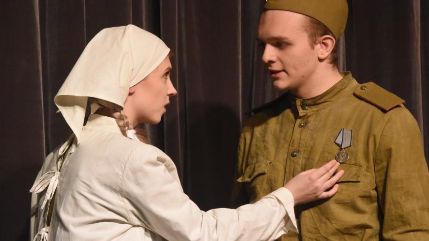 Дню памяти начала Великой Отечественной войны: трансляция спектакля «Весенний день 30 апреля»