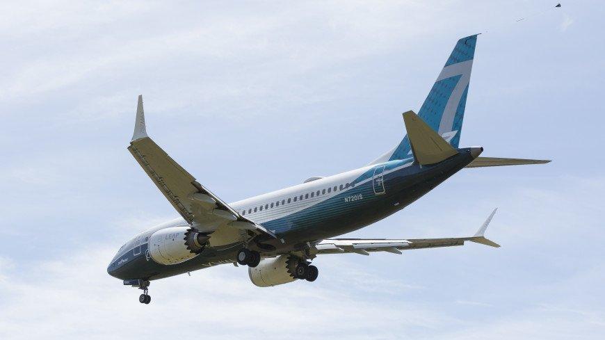 В США начали испытания нового Boeing 737 MAX