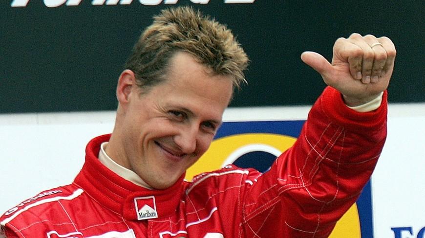 На аукционе за 15 тыс. фунтов продали комплект гоночной одежды Шумахера