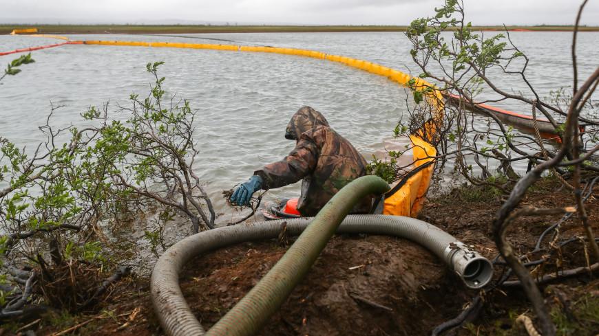 Спасатели не дали сбыться худшим прогнозам после аварии на ТЭЦ в Норильске