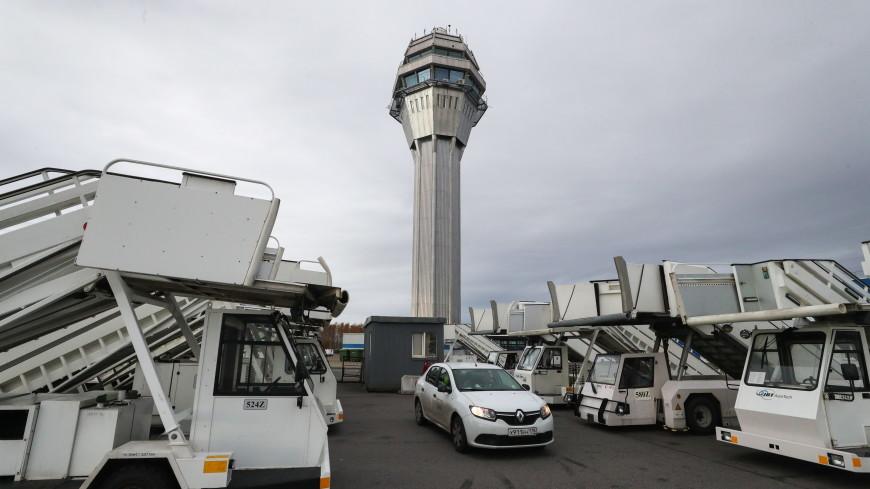В петербургском «Пулкове» произошло столкновение двух пассажирских самолетов
