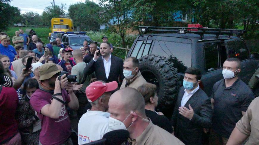 Виноват черный промысел: экологи назвали причину мощного наводнения на Украине