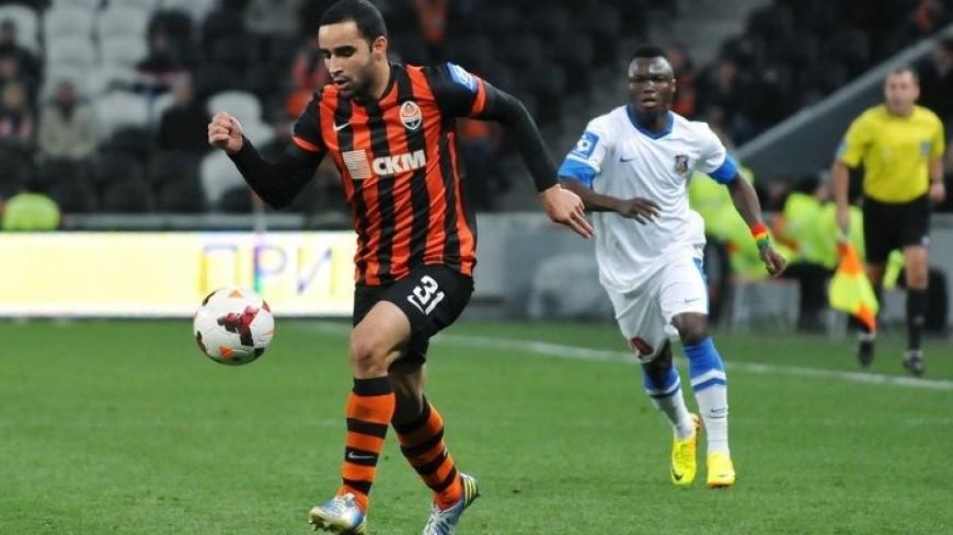 Футболист «Шахтера» Исмаили выбыл на полгода из-за повреждения связок колена