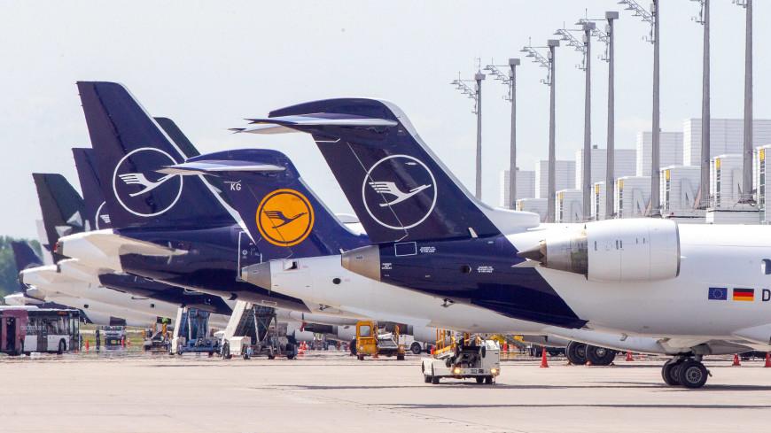 Авиаконцерн Lufthansa впервые за 30 лет вышел из главного индекса Франкфуртской фондовой биржи