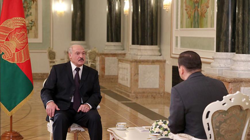 Полная версия интервью президента Беларуси Александра Лукашенко телекомпании «МИР» собрала больше 1 млн просмотров на YouTube