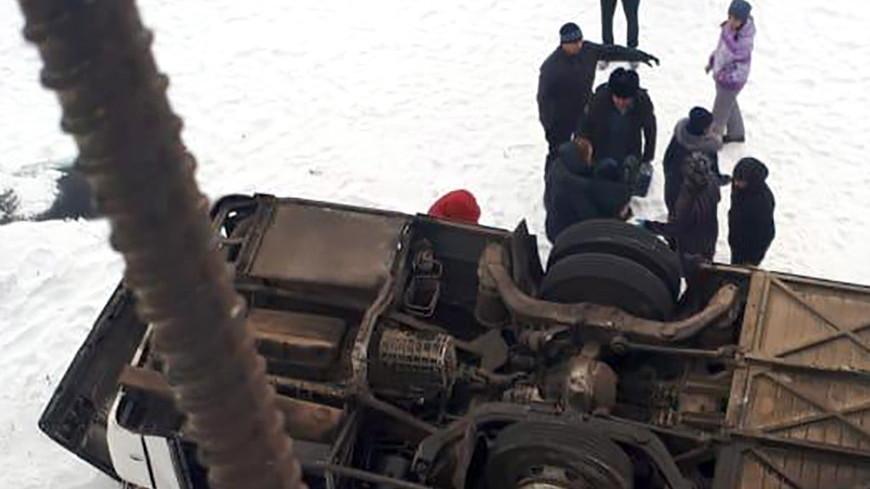 Трагедия в Забайкалье: опознаны тела всех погибших в ДТП