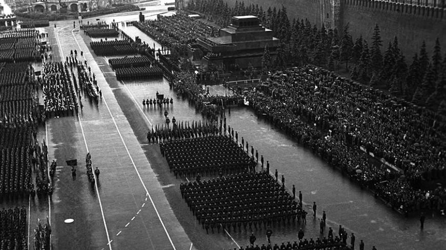 ФСБ обнародовала архивные документы о Параде Победы 1945 года
