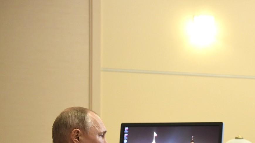 Путин: До дня голосования по Конституции нужно улучшить ситуацию с коронавирусом