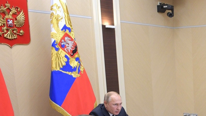 Путин назвал угрозой распространение ракет после выхода США из ДРСМД