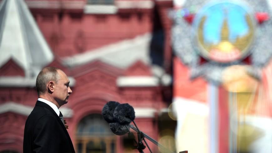 «Старались от души»: Путин высоко оценил парад Победы в Москве