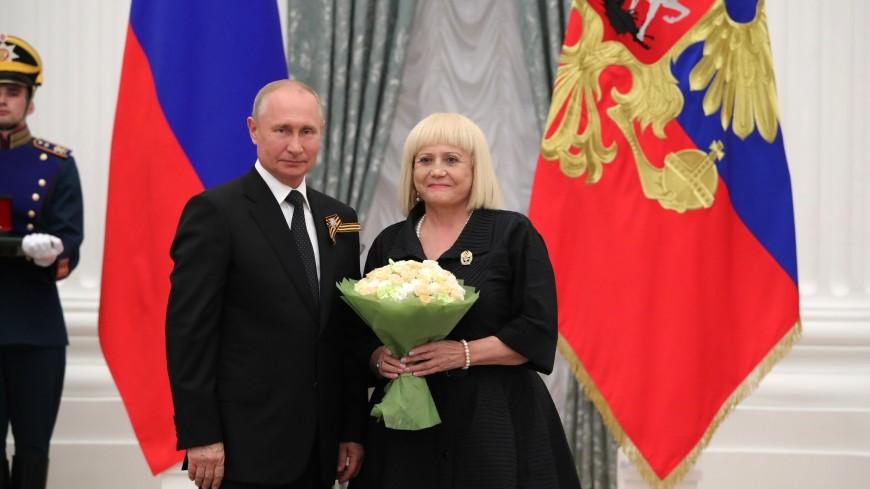 Врачи, ученые, композиторы: кто стал лауреатами госпремии России за 2019 год