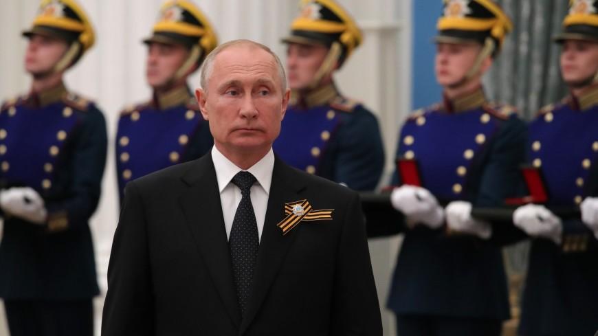 Путин: Надеюсь, скоро вернется привычный образ жизни, но пока нужно быть аккуратными