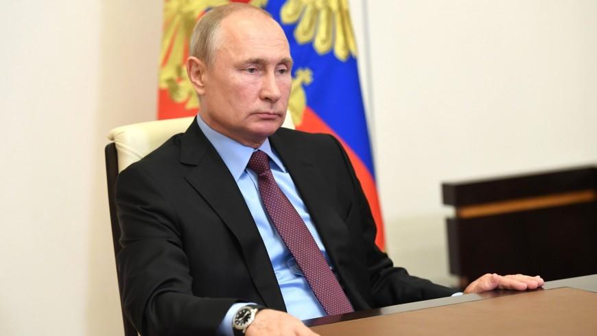 Путин: Волнения в США – следствие глубинного кризиса в стране
