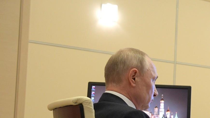Путин: Предстоящие майские дни будут решающими в борьбе с коронавирусом