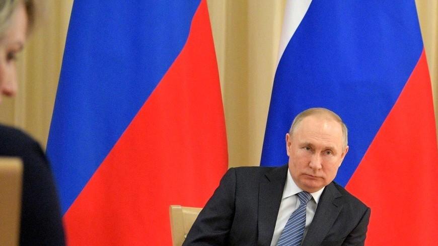 Путин обсудил с предпринимателями меры поддержки малого и среднего бизнеса