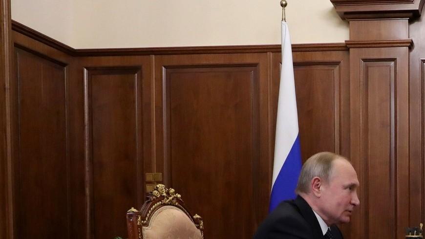 Путин: Приходилось «цыкать» на Кудрина и Грефа, чтобы запустить крупные проекты