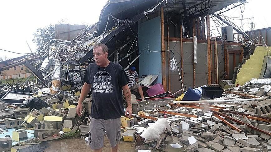 В США количество жертв урагана «Майкл» выросло до шести человек