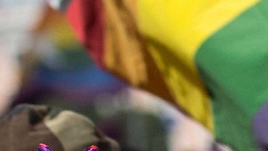 «Радужный» Рим: Евроигры для ЛГБТ-активистов открылись красочным шоу