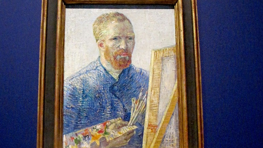 «От его картин приходили в ужас»: 165 лет со дня рождения Ван Гога