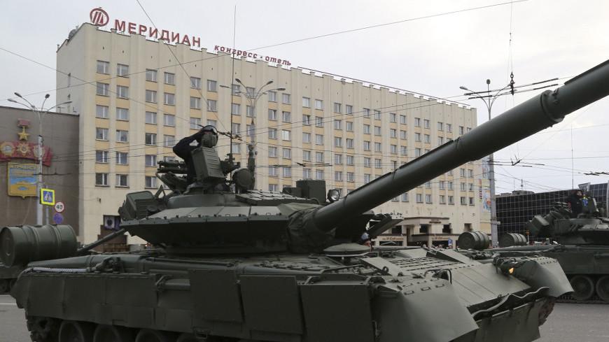 Реактивная дубина: российский танк Т-80 научился стрелять дровами